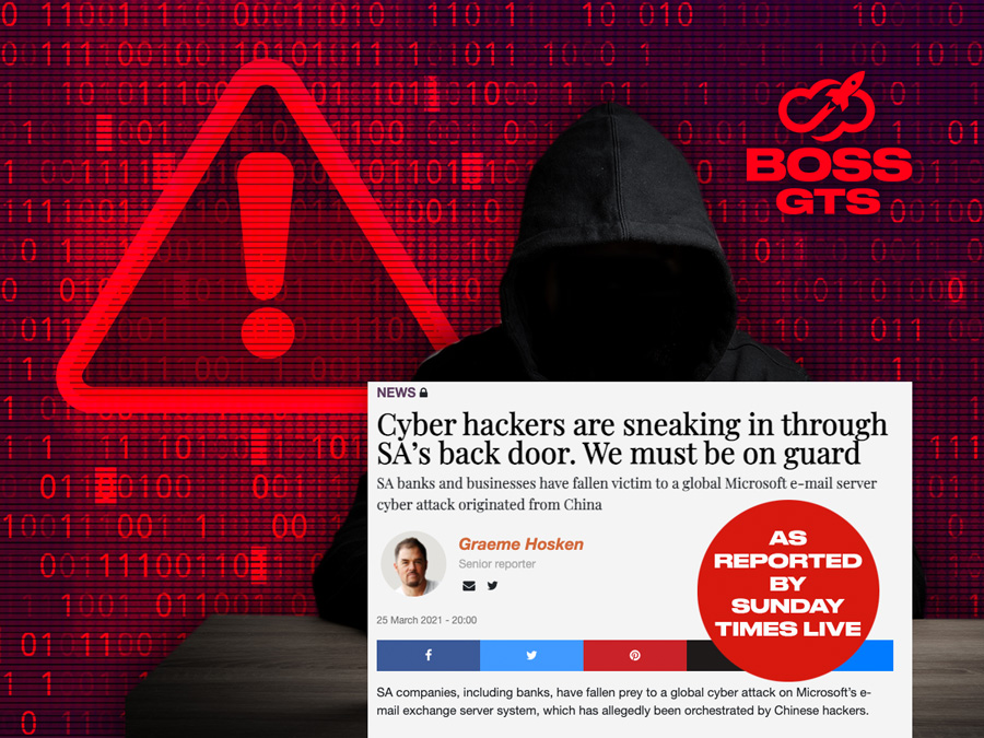 Ransomware! Eliminate the threat with solutions by Boss GTS.